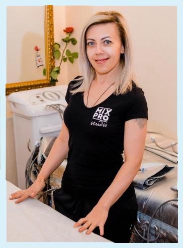 Наталья Кузнецова массаж